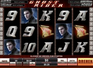 Ghost Rider Slots