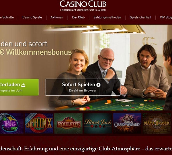 gaming club casino bewertung