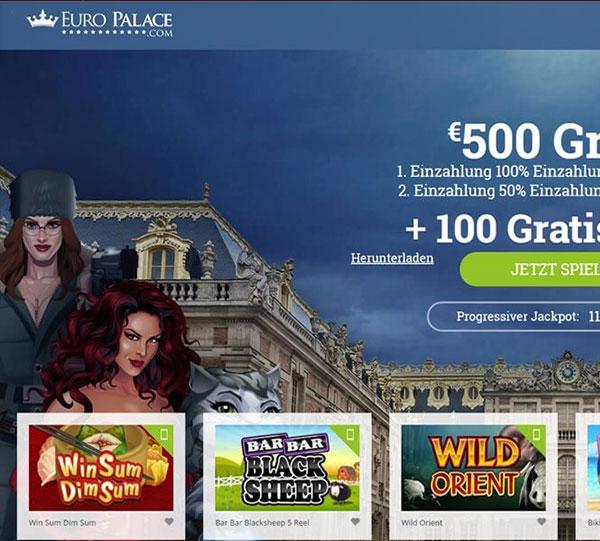 Casino-Bewertung für Spin Palace –Spiele, Boni und mehr