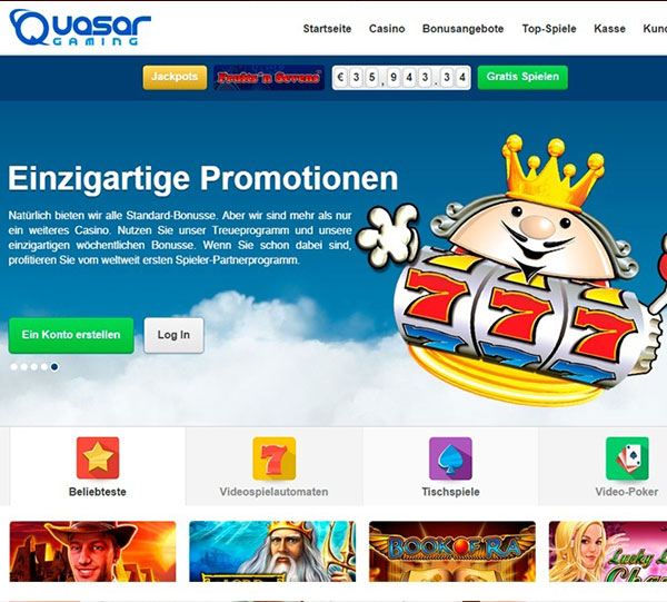 casino poker online quarsar